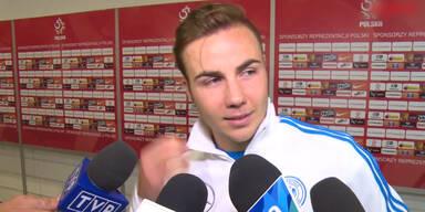 Mario Götze arrogant bei Interview