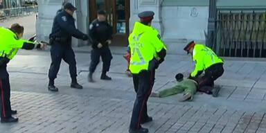 Nerven liegen blank in Ottawa