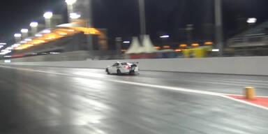 Toyota Supra schafft Speedrekord