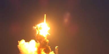 "Raumfrachter ""Cygnus"" explodiert nach Start"