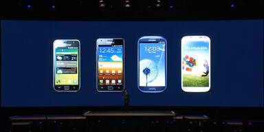 Mega-Lücke bei Galaxy-Smartphones