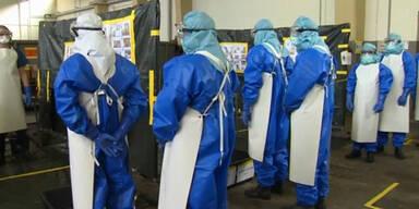 Deutschland hilft Ebola Ländern