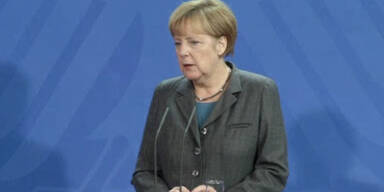 Merkel über russische Flüge
