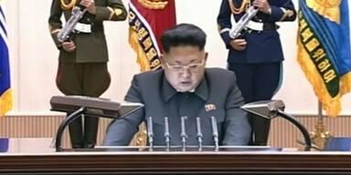Kim Jong Un kann wieder laufen