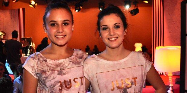100.000 € für Girlie-Duo Harfonie