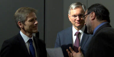 Rosetta Pressekonferenz