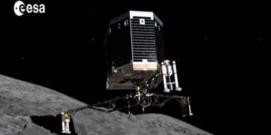 Kometen-Mission Rosetta ist erfolgreich
