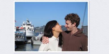 Mark Zuckerberg's Liebesgeständnis