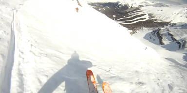 Die schlimmste Ski-Piste der Welt
