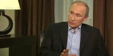 Putin: Keine Mauer um Russland