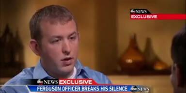 Ferguson-Cop bricht sein Schweigen