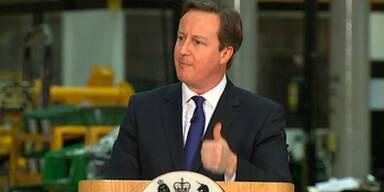 Cameron will EU Vertragsänderungen