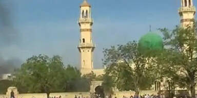 Anschlag auf Moscheebesucher