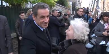Sarkozy ist wieder UMP-Vorsitzender