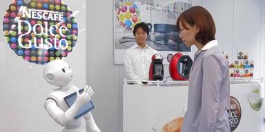 Nestle stellt ersten Roboter ein