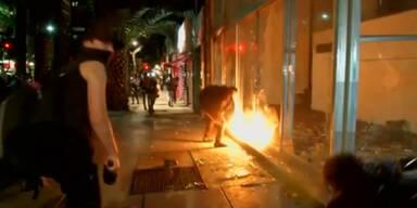 Protesten gegen Mexikos Präsidenten