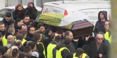 Beerdigung von Tugce Albayrak