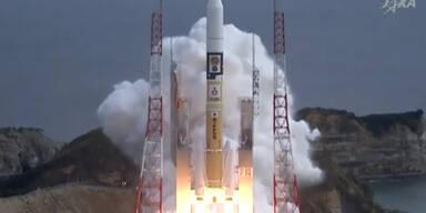 Japan will auf Asteroiden landen