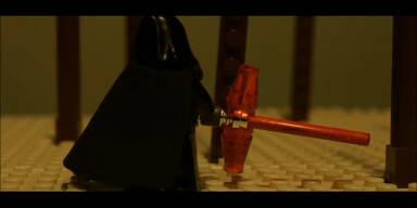 """Lego """"Star Wars 7 """" Trailer"""