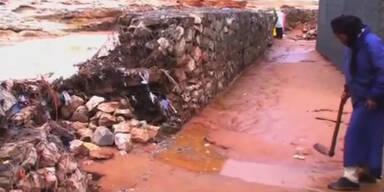 Überschwemmungen in Marokko