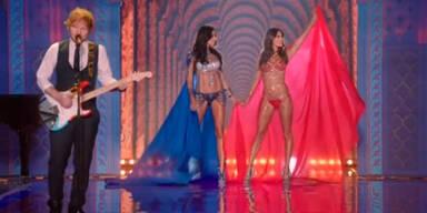 Victoria's Secret Show in England