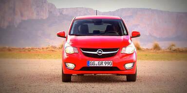 Der brandneue Opel Karl