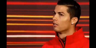Ronaldo ist ein schlechter Verlierer