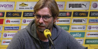 Abstiegskampf: Klopp mit Dortmund