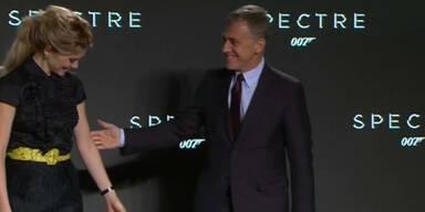Christoph Waltz als Bond Bösewicht
