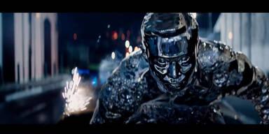 Terminator Genisys - Arnie is back