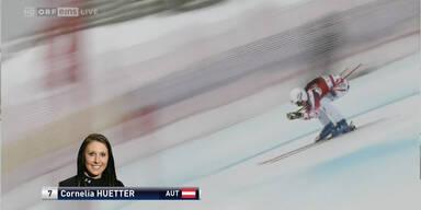 Hütter belegt 5. Platz in Lake Louise