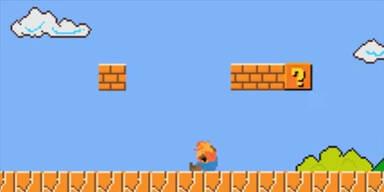 Super Mario auf realistisch