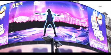 Just-Dance-Video wird Internet-Hit