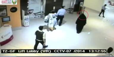 So geschah die Bluttat der Terroristin