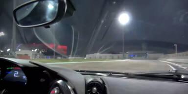 So fährt sich der McLaren P1