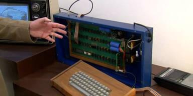 Legendärer Apple Computer versteigert