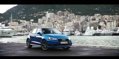 Spot zum Audi A1 (Sportback)
