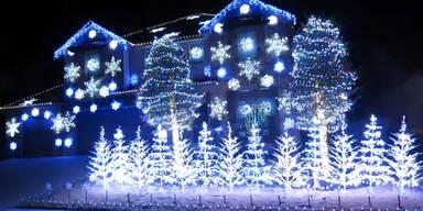 Disney-Song passt zur Weihnachtsbeleuchtung