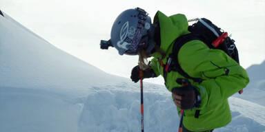 Die mutigste Ski-Fahrt aller Zeiten