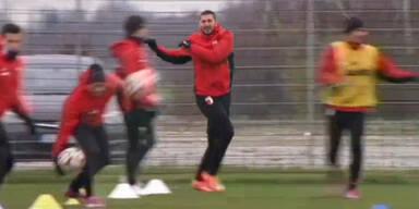 FC Augsburg freut sich auf Bayern