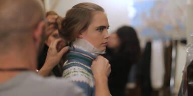 Hinter den Kulissen von Chanel