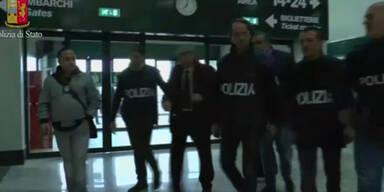 Erfolgreiche Razzia gegen Mafia