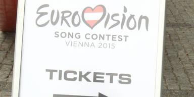 Eurovision-Ticket-Verkauf startet