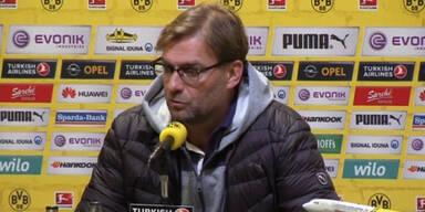 Dortmunds Klopp über Juve-Spiel