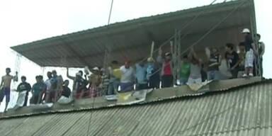 Gefängnisaufstand in Bolivien