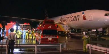 Verletzte: Turbulenzen im Flugzeug