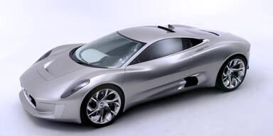 Dieses Auto fährt Waltz in James Bond