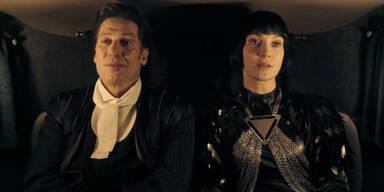 """Moretti in """"Der Vampir auf der Couch"""""""