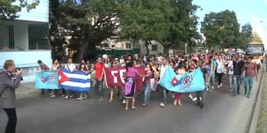 Beziehung USA und Kuba