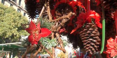 Weihnachten wie am Mittelmeer